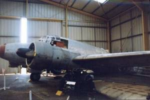 Avro Anson, North East Aircraft Museum
