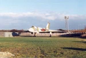 Avro Vulcan XL319