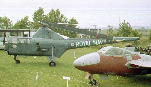 Dragonfly of the North East Aircraft Museum