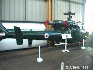 Gazelle Helicopter of NEAM