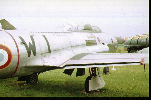 Lockheed T33 of the North East Aircraft Museum