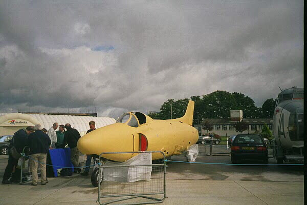 Supermarine Swift of the