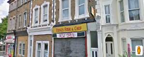 Yung's Fish and Chip shop