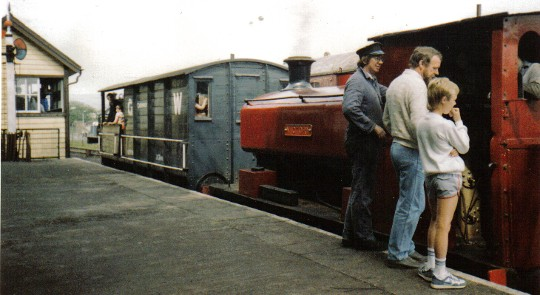 Victory, Caerphilly Railway Society